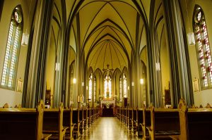 Cathedral of Christ the King. by ilmari-nen