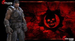 Gears of war 3- marcus fenix by GearsCgo