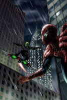 Spider-man 3 by fernandogoni