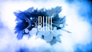 Blue by bazikg