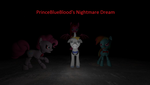 Prince BlueBlood Nightmare Dream Cover by SkyrimFireDragon