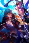 LoL: Tengen Toppa Vi and Caitlyn by ippus
