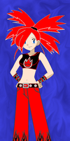 Flannery's 2nd Attire by Shafty817