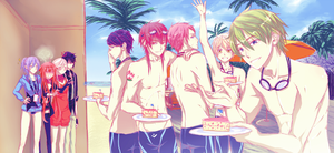 DP109 Event 4 - FREE CAKES Edition 2 by E-Mika-Zg