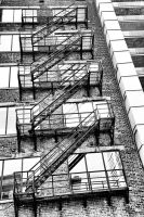 Escapes in Lines and Angles by basseca