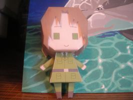 Lithuania Papercraft by DuckHunter111