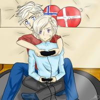 [APH] Video Games by FairyTailForever123