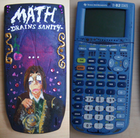 MATH DRAINS SANITY by itami-salami