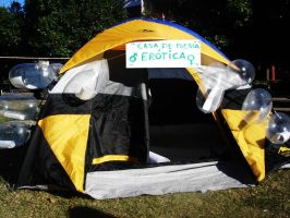 Tent of Erotic Poetry by iDoux
