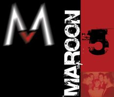 Maroon 5 Wallpaper by mjc1428