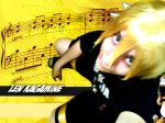 Len cosplay by x-Alone
