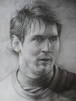 Lionel Messi by Asianhulk7