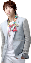 UKISS - Hoon Render by foreverGIKWANG