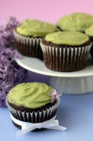 Vegan Avocado Cupcakes 2 by bittykate