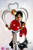 Sailor Pluto by Yunnale by Yunnale