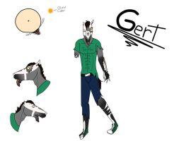 .:Gert:. :Reference Sheet: by AnnMartini