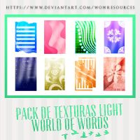 Pack de texturas light #01 [World Of Worlds] by WOWResources