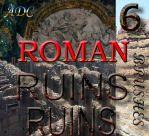 ADC brushes 6 -Roman Ruins 1 by 4sundance