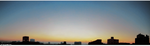 Sunrise Building Panorama by KINGTEAM