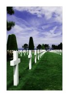 Cemetery and Memorial by virvar