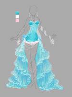 Adoptable Outfit SOLD by Nagashia