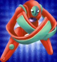 Defense Deoxys for EgiFuX 3of3 by igtica