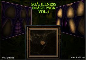 SGA_Illness_Image_Pack_vol1 by CzarnaArcher