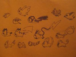 March of the Pokemon by Jackalope576