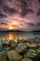 As the sunset by Shooter1970