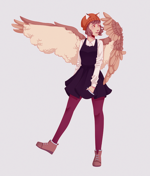 Wings by InAnOrdinaryWay