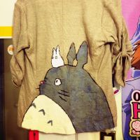 Totoro Sweater by bunnyluvable