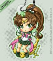 [OLD] Super Sailor Jupiter Keychains by ImHisEternalAngel