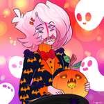 Avery and Some Spoops by star-vader