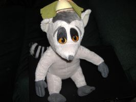 King Julien by EzekielsGirl93