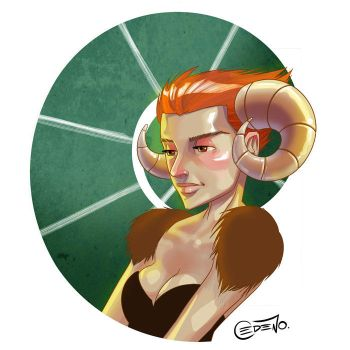 Aries by allanced
