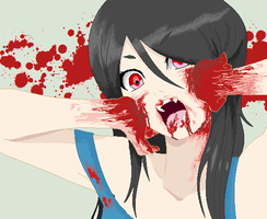 DOLL: Blood and Gore by CinammonDrop