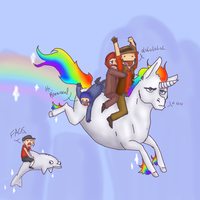 RAINBOWS by Nubbers11