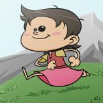 Heidi Girl from Alps by kaicastle