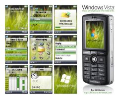 Windows Vista for K750-W800 by kittikorn