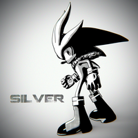 Silver - Another Freestyle Render by K7G5