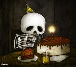 happy birthday by berkozturk