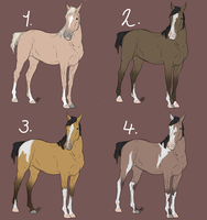 Realistic Adoptables serie 2 [CLOSED] by RisingAngelss