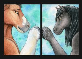 Always and Forever by Yote