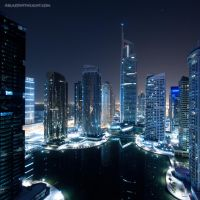 Back to the Future by VerticalDubai