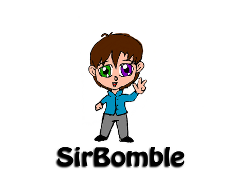 My New Avatar by SirBomble