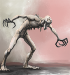 Undead Thing by Crowsrock