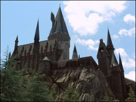 Hogwarts by Jazzs-girl-4ever