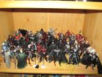 Sith Dark Jedi Action Figures Collection UPDATE by DarthVaderXSnips