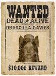 Wanted poster by twosheds1