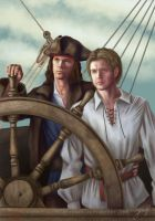 Pirates: Two Captains by vongue